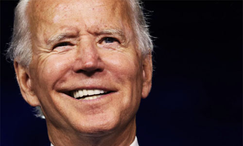 Election fraud openly encouraged by Biden